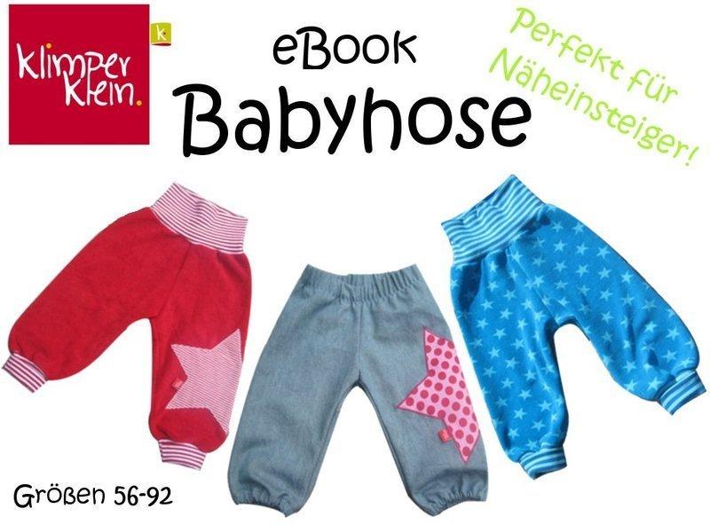 eBook Babyhose - klimperklein Onlineshop