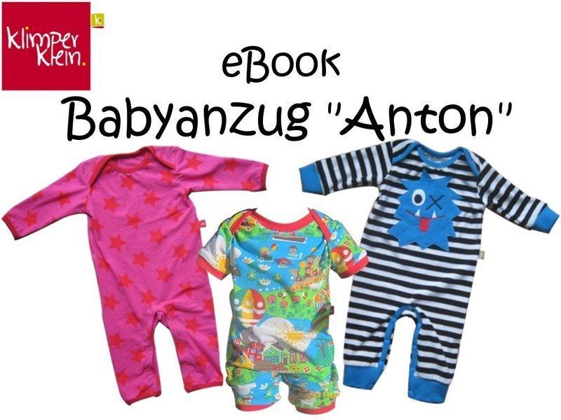 eBook Babyanzug Anton