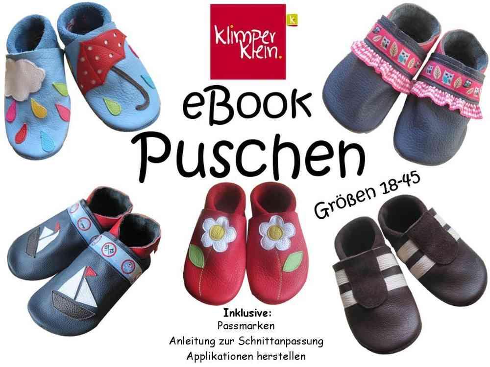 eBook Puschen - klimperklein Onlineshop