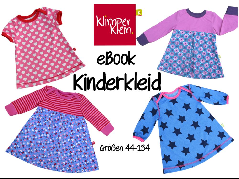 eBook Kinderkleid - klimperklein Onlineshop