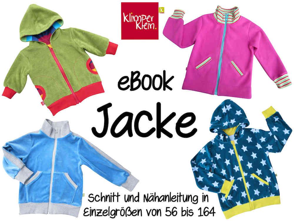 eBook Jacke - klimperklein Onlineshop