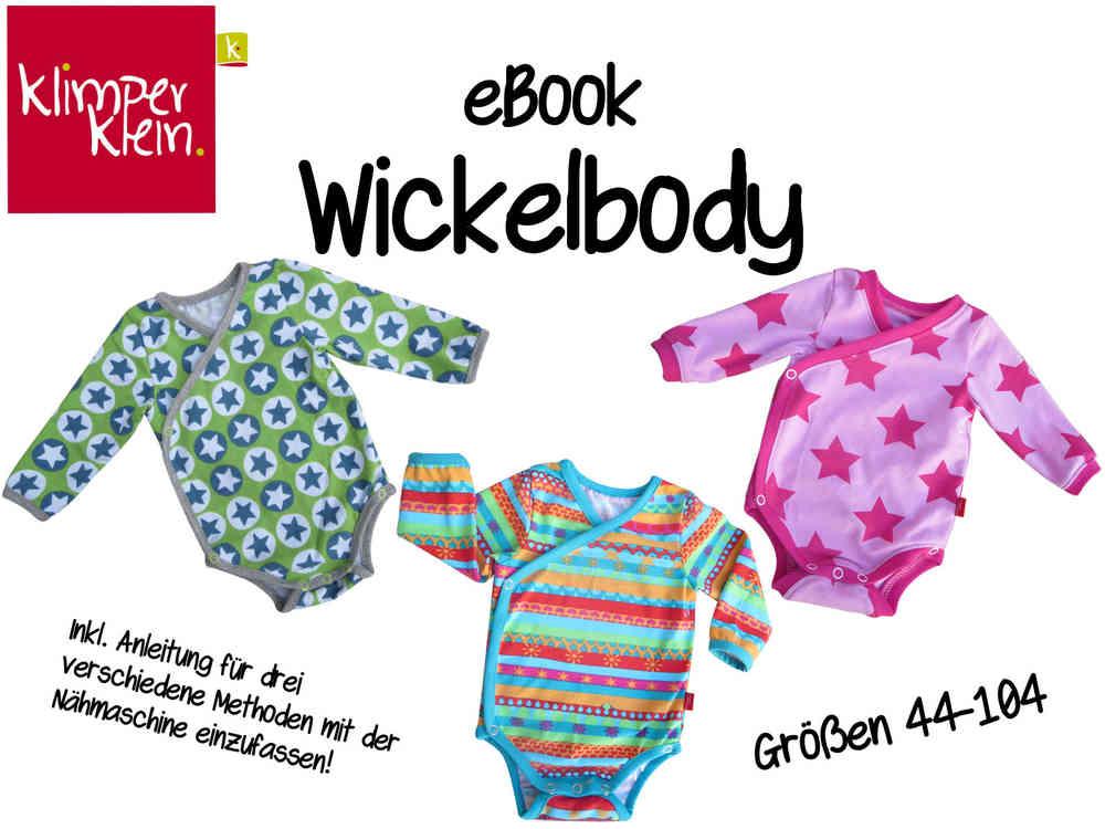 eBook Wickelbody - klimperklein Onlineshop