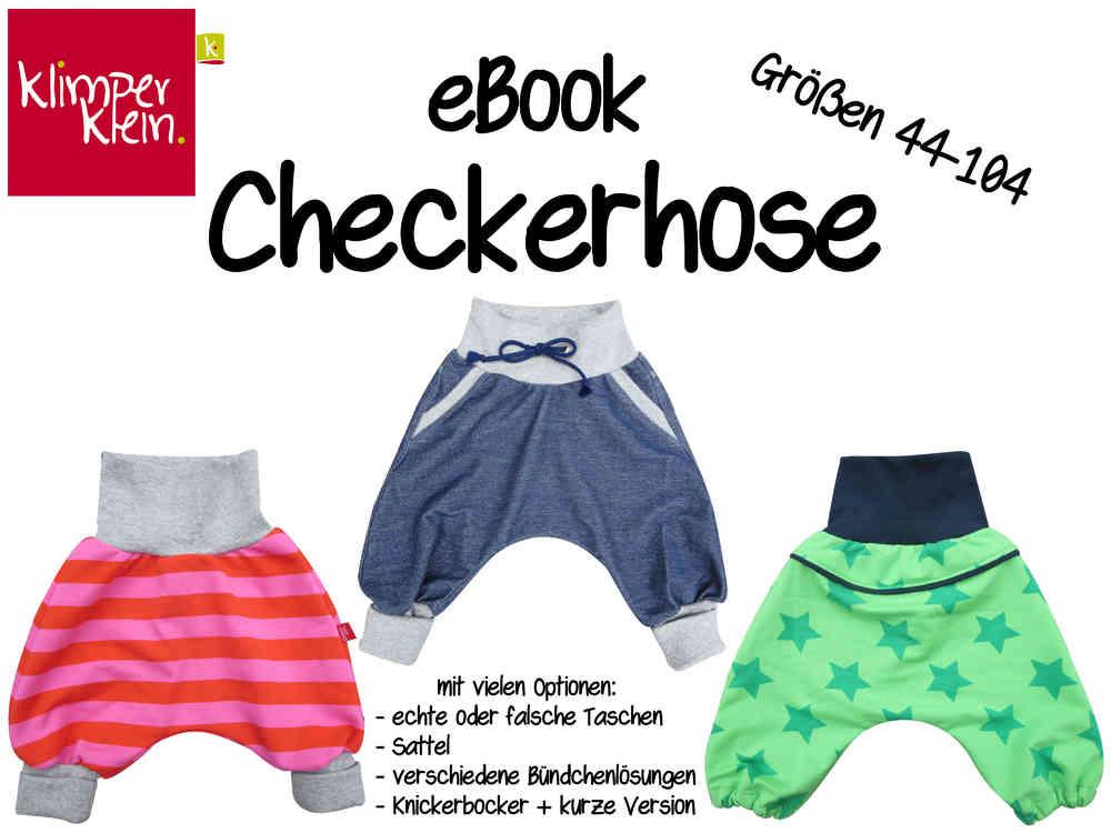 heißer verkauf rabatt zarte Farben neue Season eBook Checkerhose - klimperklein Onlineshop
